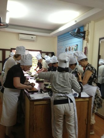New Day Restaurant: newday cooking class