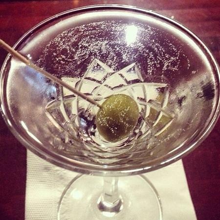 Tandem Cocktail Bar: Dry