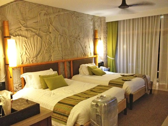 Centara Grand Mirage Beach Resort: Delux Room