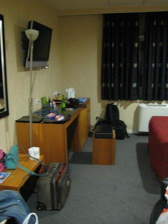 Kelvin Hotel: standard room.