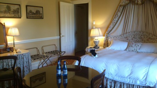 Chateau Yering Hotel : River Suite