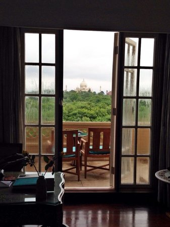 The Oberoi Amarvilas: Amazing view