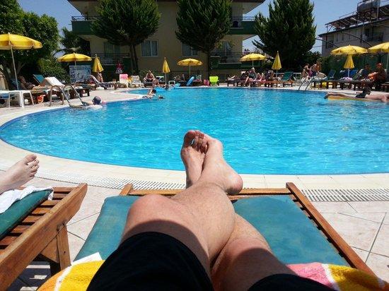 Melissa Garden Apart Otel: Great pool