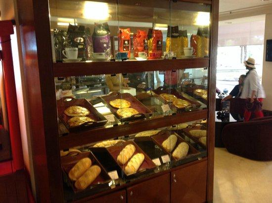 Hotel Equatorial Melaka: Pasteries