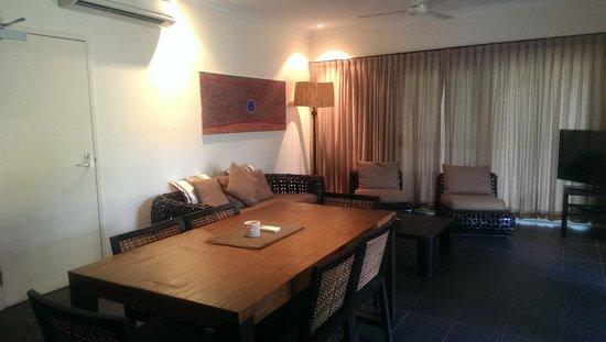 Mantra Frangipani Broome: great living room