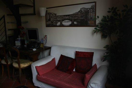Hotel Kursaal Ausonia: lobby