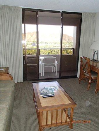 Aston Waikiki Sunset : Lounge