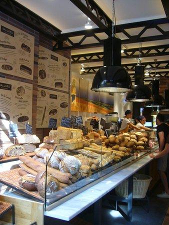 Hotel Praktik Bakery : Entrance