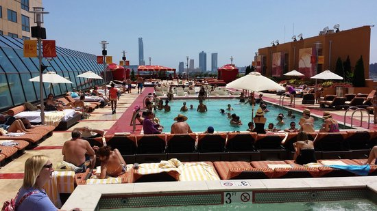 H2o Pool Picture Of Golden Nugget Atlantic City Tripadvisor