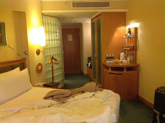 Shangri-La Hotel, Singapore: 室内