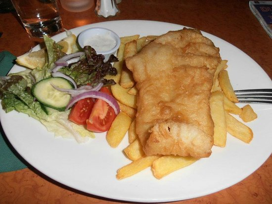 The Old Mill Restaurant: Fish & Chips