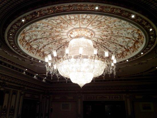 Ramoji Film City Hotel Sitara: Inside the hotel