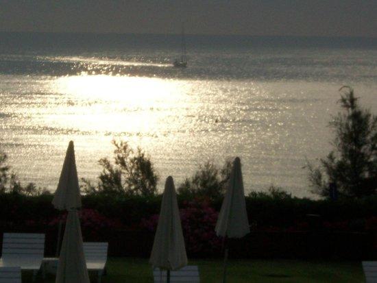 Hotel Biodola : Panorama dalla camera