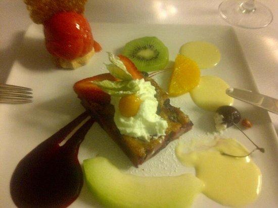 Les Girelles : dessert