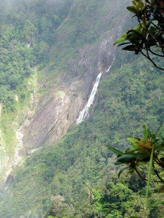 Kinabalu Park : Cascatella
