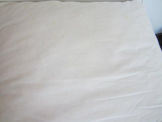 Lagrange Confort+ Residence Village Club de Camargue : propreté des oreillers