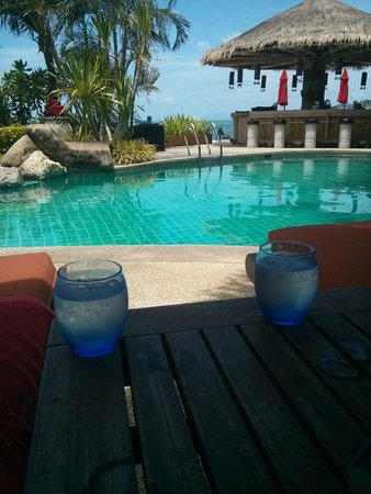 Rocky's Boutique Resort: at the pool