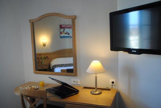 Inter-hotel Grand Hotel de la Gare: Chambre classique