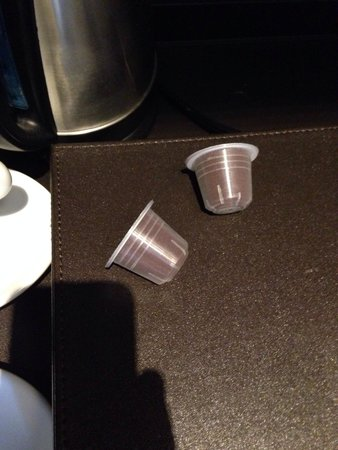 Kaffeekapseln Leider Nicht Nespresso Picture Of Hotel Indigo