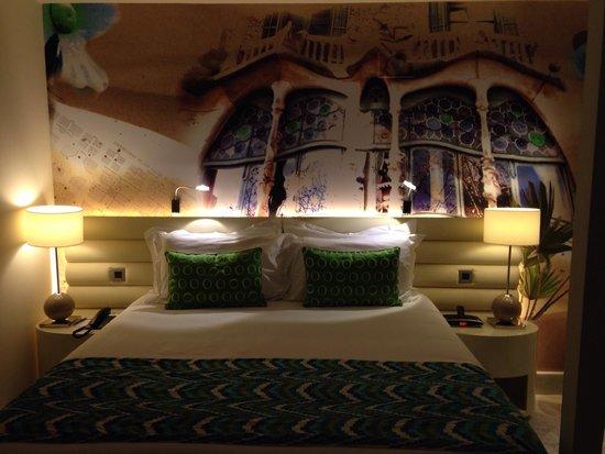 Hotel Indigo Barcelona - Plaza Catalunya: Room