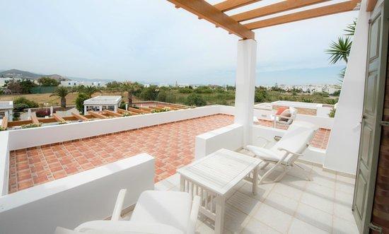 Porto Naxos Hotel : Guest Room Veranda