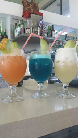 Virginia Hotel: Coktails (hors all-inclusive)