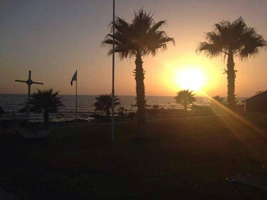 Kefalos Beach Tourist Village: beautiful sunsets
