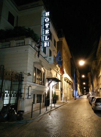 The Britannia Hotel: Hôtel