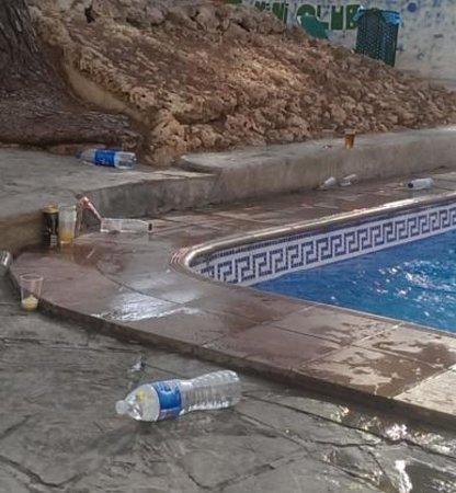 Hotel Club Els Pins : piscine