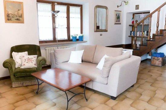 Casa Amelia Bed & Breakfast: Salotto