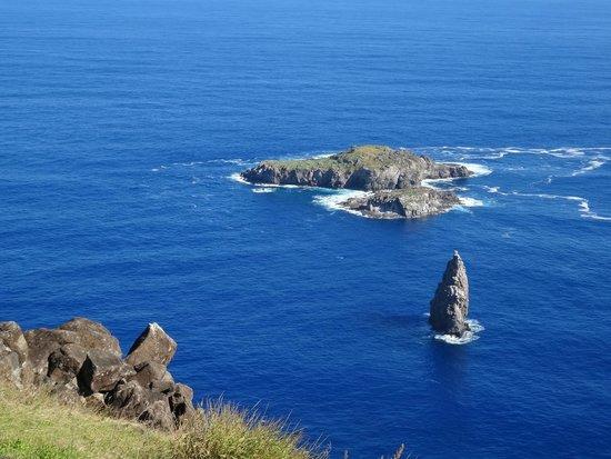 Orongo: モトゥ・ヌイ島