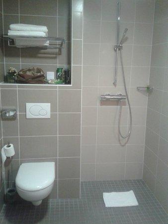 Hotel Vauban : baño