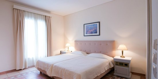 Porto Naxos Hotel : Guest Room