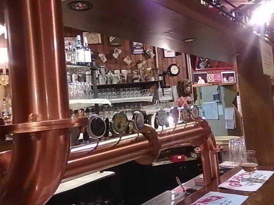 Impianto birra alla spina