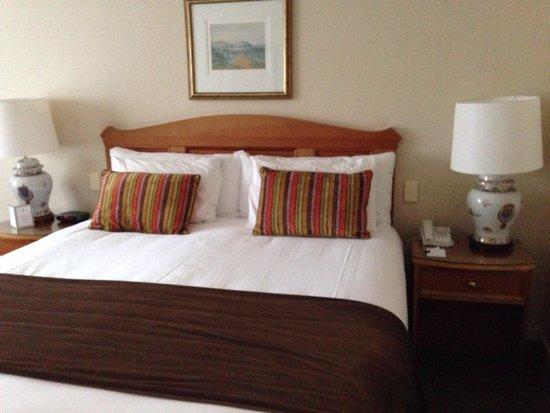 Millennium Hotel Queenstown : Bed