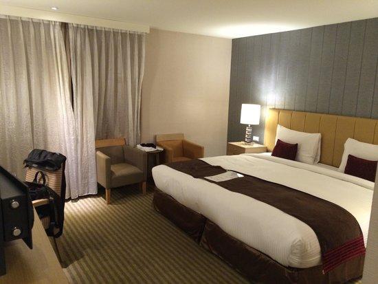 Tokyo International Hotel : スイートルームでした