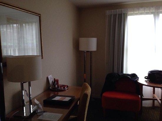 Millennium Hotel Queenstown : Sitting area