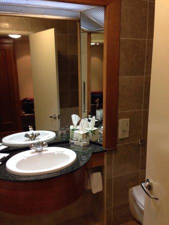 Millennium Hotel Queenstown : Vanity