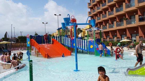 Protur Roquetas Hotel & Spa: Splash Niños