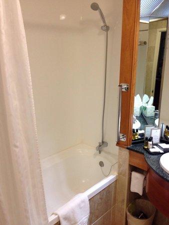 Millennium Hotel Queenstown : Bath and shower
