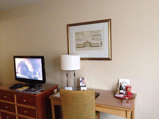 Millennium Hotel Queenstown : TV