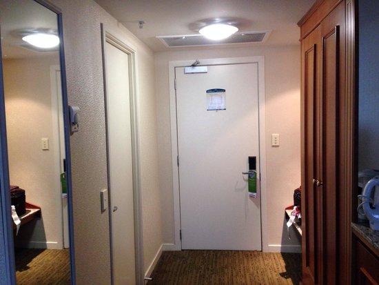 Millennium Hotel Queenstown : Entry