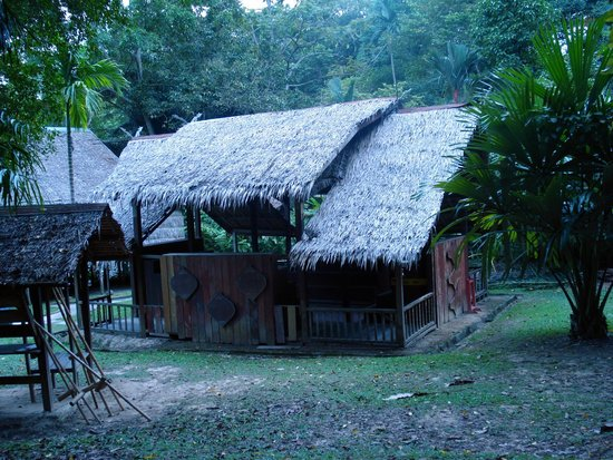 Sabah State Museum: Ricostruzione