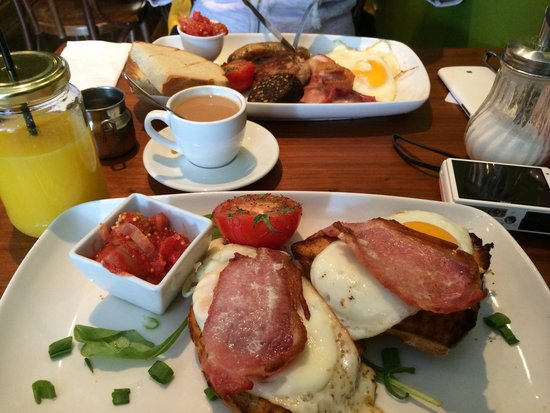 The Bakehouse: Sunday brunch collection