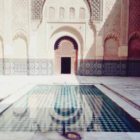 Ben Youssef Madrasa: Sola per poco..