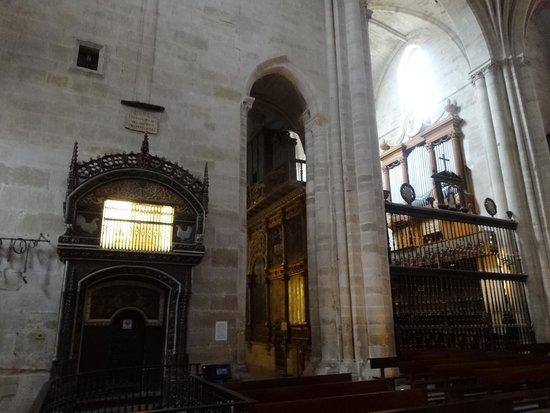 Cathedral of Santo Domingo de la Calzada : 館内