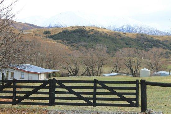 Waiorau Homestead: the view beyond
