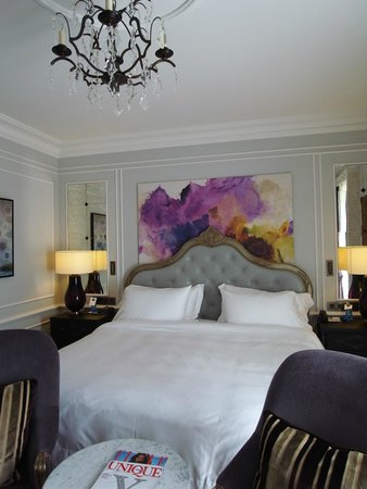 Hotel Maria Cristina, a Luxury Collection Hotel, San Sebastian: お部屋。