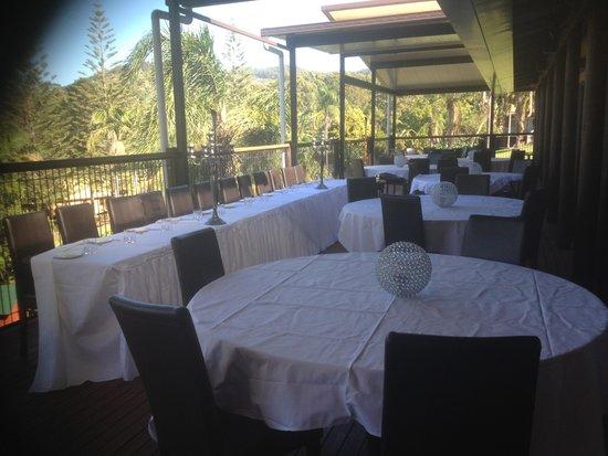 Pasfields Restaurant, Bar & Deck: Pasfields RestaurantDeck Wedding for 110
