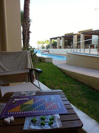 Santa Marina Plaza: Roomview